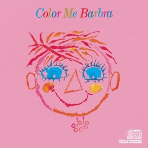 Color Me Barbra album cover