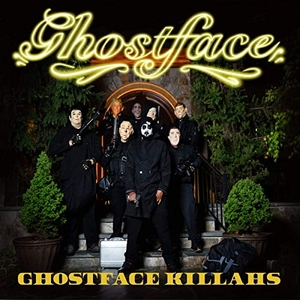 Ghostface Killahs album cover