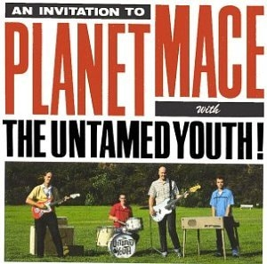 An Invitation To Planet Mace album cover