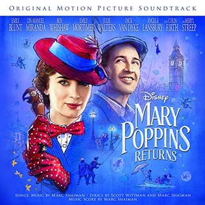 Mary Poppins Returns (Original Motion Picture Soundtrack) album cover