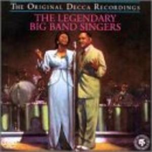 The Legendary Big Band Singers album cover