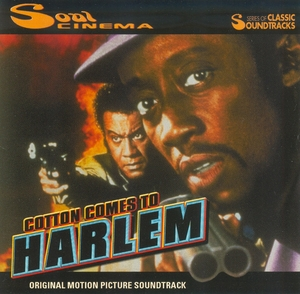 Cotton Comes To Harlem  (Original Motion Picture Soundtrack) album cover
