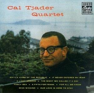 Cal Tjader Quartet album cover