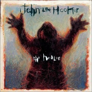 The Healer album cover