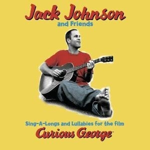 Sing-A-Longs And Lullabies For The Film Curious George album cover