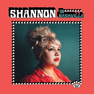Shannon In Nashville album cover