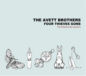 Four Thieves Gone: The Robbinsville Sessions album cover