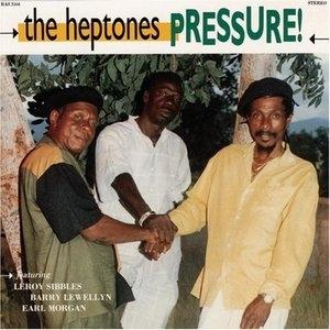 Pressure album cover