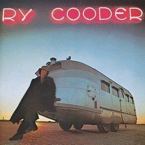 Ry Cooder album cover
