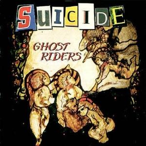 Ghost Riders album cover