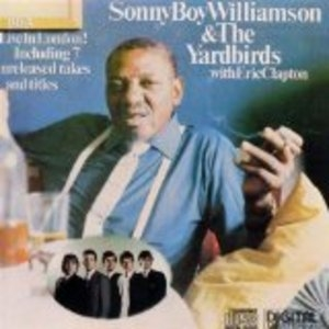 Live In London: Sonny Boy Williamson & The Yardbirds album cover