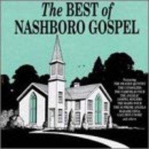 The Best Of Nashboro Gospel album cover
