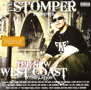 The New West Coast Compilation album cover