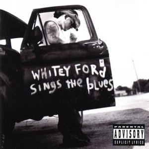 Whitey Ford Sings The Blues album cover