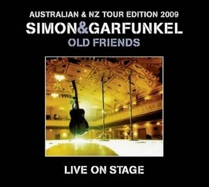Old Friends: Live On Stage (Deluxe Edition) album cover