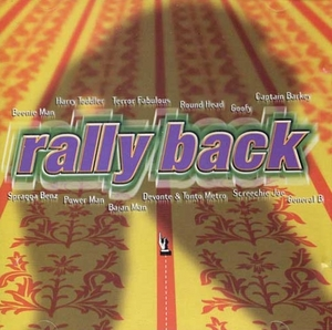 Rally Back album cover