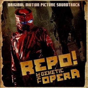 Repo! The Genetic Opera (Original Motion Picture Soundtrack) album cover