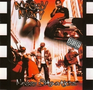 Messy Situationz album cover