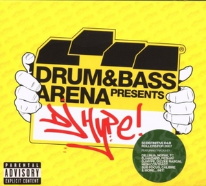 Drum & Bass Arena album cover