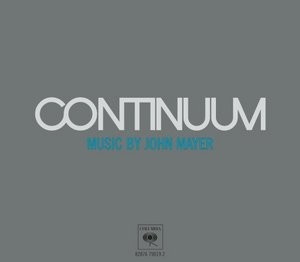 Continuum album cover