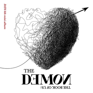 The Book of Us : The Demon album cover