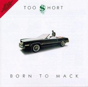 Born To Mack album cover