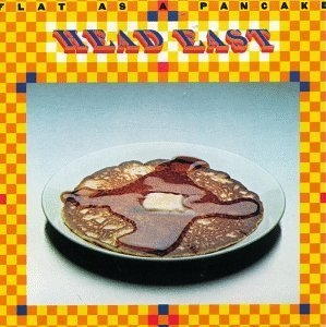 Flat As A Pancake album cover