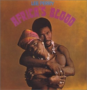 Lee Perry: Africa's Blood album cover