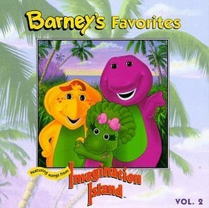 Barney's Favorites Vol.2 album cover