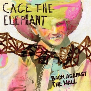 Back Against The Wall (Single) album cover