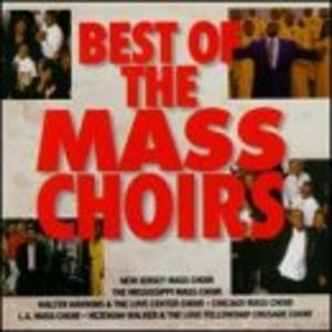 Best Of The Mass Choirs album cover