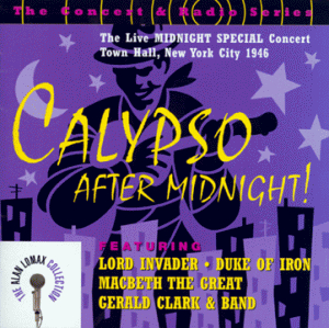 Calypso After Midnight!: The Live Midnight Special Concert album cover