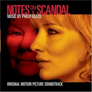 Notes On A Scandal: Original Motion Picture Soundtrack album cover