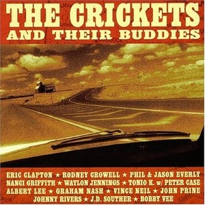 The Crickets And Their Buddies album cover