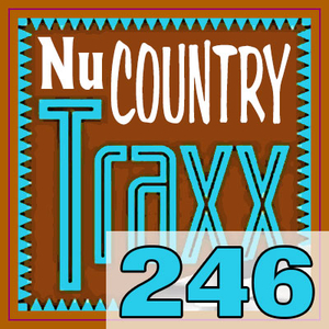 ERG Music: Nu Country Traxx, Vol. 246 (October 2019) album cover