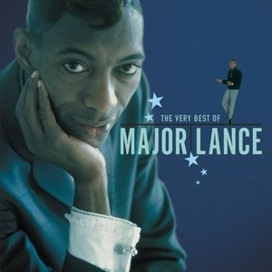The Very Best Of Major Lance album cover