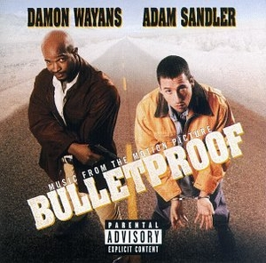 Bulletproof: The Original Motion Picture Soundtrack album cover
