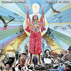Freedom Is Free album cover