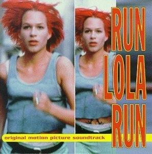 Run Lola Run (Original Motion Picture Soundtrack) album cover