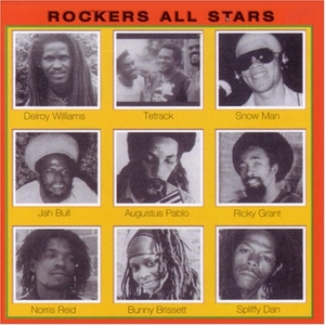 Rockers All-Stars: Showcase album cover