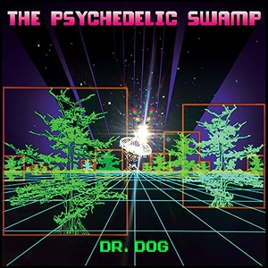 The Psychedelic Swamp album cover