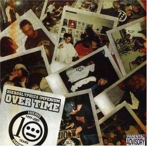 Over Time album cover