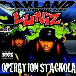 Operation Stackola album cover