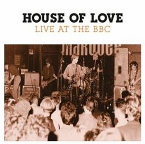 Live At The BBC album cover