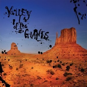 Valley Of The Giants album cover