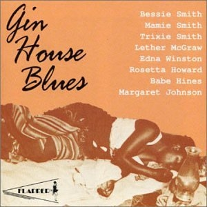 Gin House Blues album cover