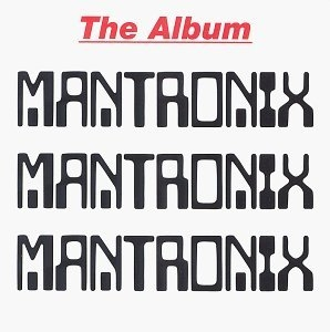 Mantronix: The Album album cover