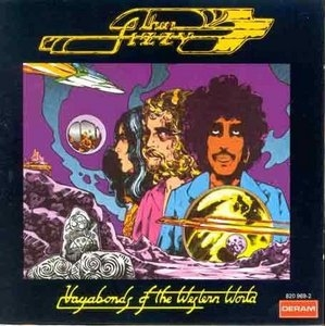 Vagabonds Of The Western World album cover