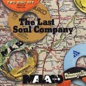 The Last Soul Company album cover