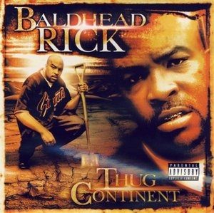 Thug Continent album cover